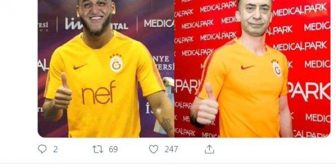 Galatasaray taraftarından forvet isyanı