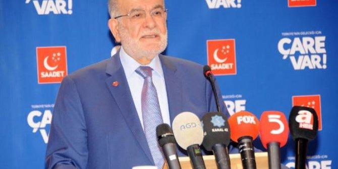 """Karamollaoğlu: """"Bu seçimi kaybedeceklerini görüyorlar"""""""