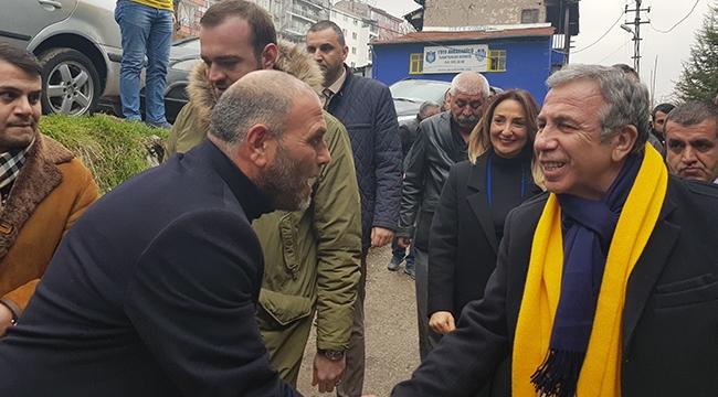 Mansur Yavaş'tan Ankaragücü'ne gelir garantisi