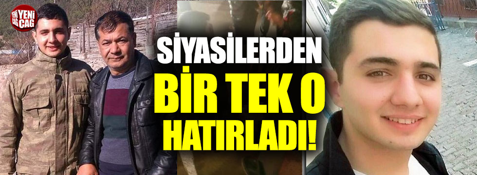 Ümit Özdağ'dan Necati Bağcı mesajı