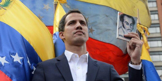 Venezuela'da kriz büyüyor: Muhalefet lideri kendini Geçici Devlet Başkanı ilan etti