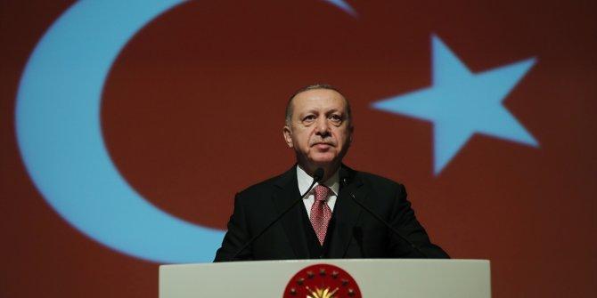 """Erdoğan: """"Ülkemiz devri geçmiş teknolojilerin çöplüğüne dönüştü"""""""