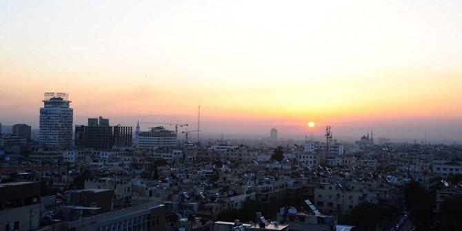 Şam'da büyükelçilik yakınlarında patlama