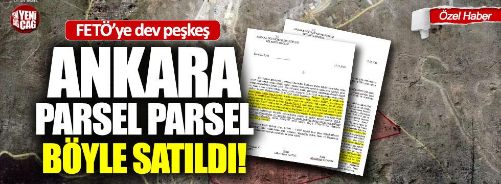 Ankara'yı karıştıracak imar ayarı: 15 Temmuz'da…