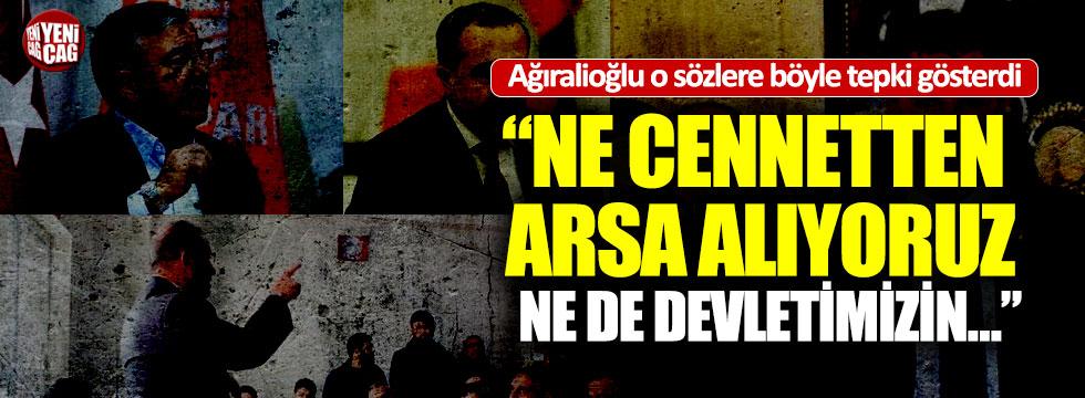 Yavuz Ağıralioğlu'ndan AKP'li adaylara tepki