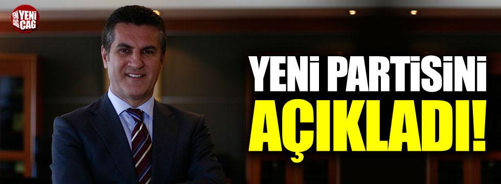 Mustafa Sarıgül yeni partisini açıkladı!