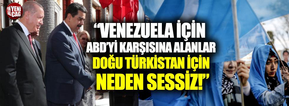 İYİ Parti'den hükümete Venezuela tepkisi