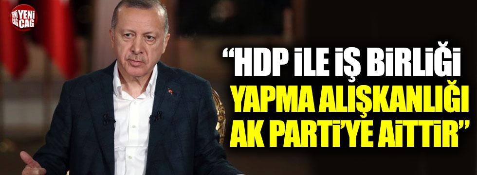 """İYİ Partili Tatlıoğlu: """"HDP ile iş birliği yapma alışkanlığı AK Parti'ye aittir"""""""