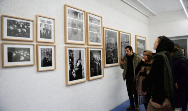 İran'da Ara Güler fotoğraf sergisi!