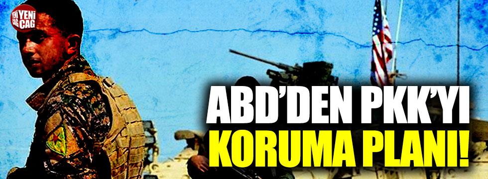 ABD'den PKK'yı koruma planı!