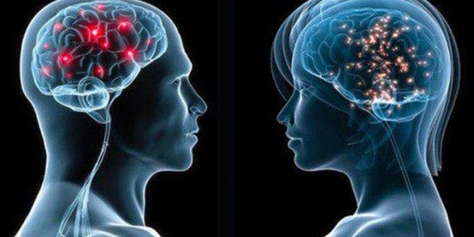Kadınların beyni yaşlandıkça daha genç kalıyor