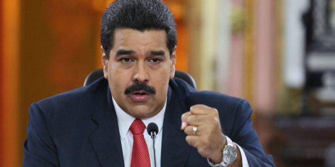 """Maduro: """"Guaido mahkemelerde hesap verecek"""""""