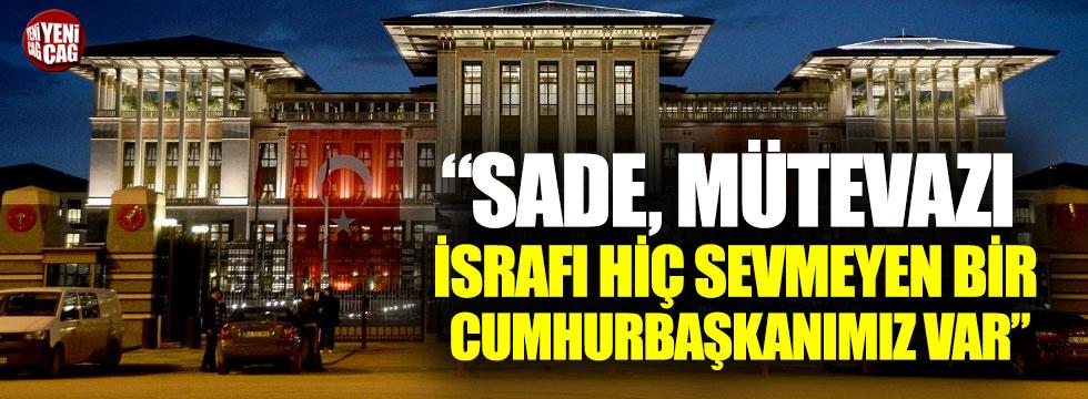 Özhaseki'den dikkat çeken Erdoğan çıkışı