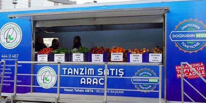 İstanbul'da mobil tanzim satışı başlıyor