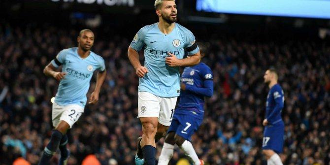 Manchester City'den tarihi skor