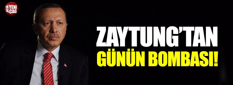 Zaytung'tan günün bombası