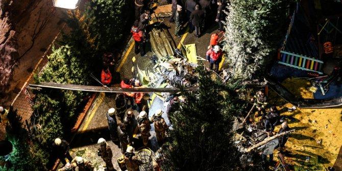 helikopter kazası ile ilgili görsel sonucu