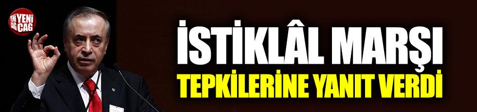 Mustafa Cengiz'den 'İstiklâl Marşı' tepkilerine yanıt