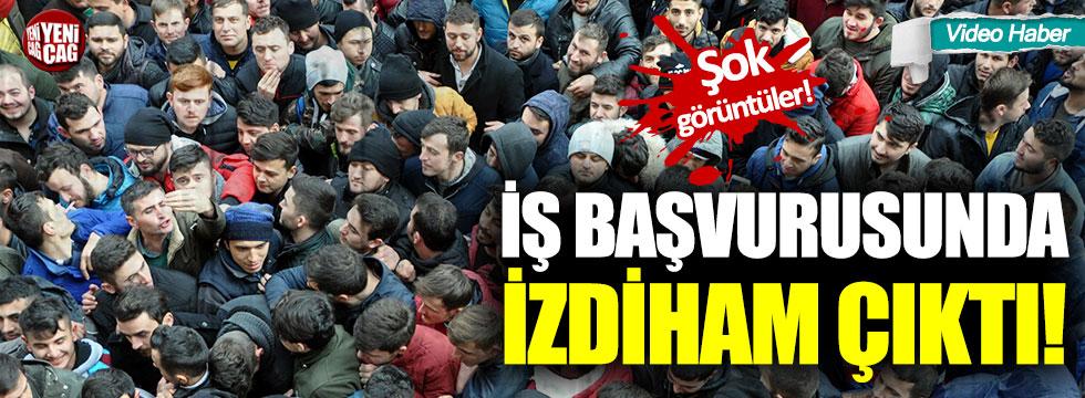 Türkiye'de işsizliği fotoğrafı: Bin kişilik işe 60 bin başvuru