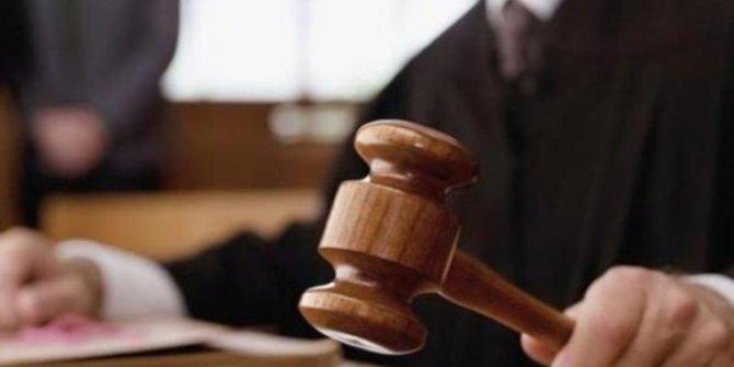 Eski Yargıtay Üyesine 13 Yıl 6 Ay Hapis