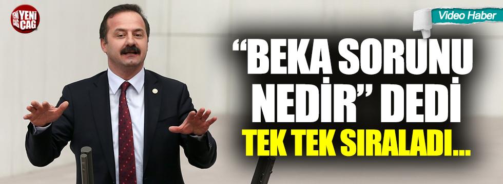 """Yavuz Ağıralioğlu, """"Beka nedir, ne demektir?"""""""