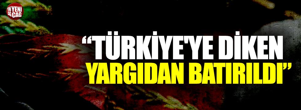 """TBB Başkanı Metin Feyzioğlu: """"Türkiye'ye diken yargıdan batırıldı"""""""