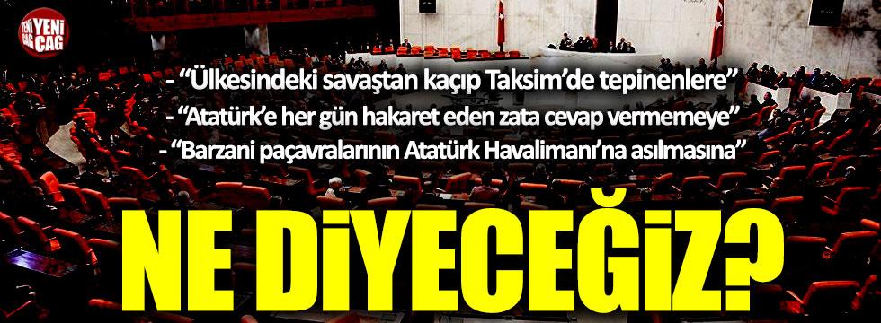 """Ümit Dikbayır: """"Ülkesindeki savaştan kaçıp, Taksim'de tepinenlere ne diyeceğiz?"""""""