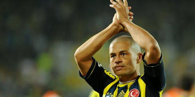 """Alex De Souza: Gerçek Fenerbahçeli Galatasaray'a gol attığınızda oluyorsunuz"""""""