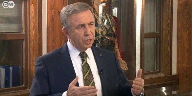"""Mansur Yavaş: """"Belediye başkanları siyaset yapmamalı"""""""