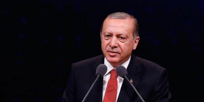 """Erdoğan: """"Trump'ın ülkeyi 'Şirket gibi yönetme' mantığını savunuyorum"""