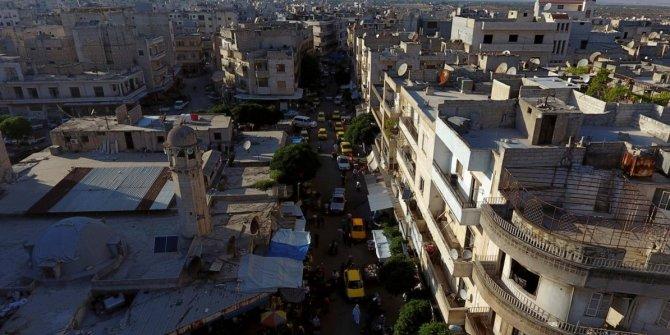 İdlib kuzeyinde güvenli bölge