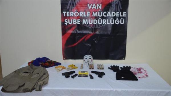 Van'da PKK/KCK operasyonu: 57 gözaltı