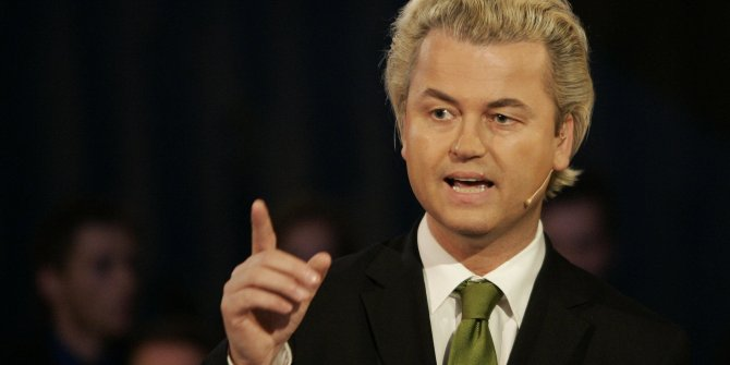 Hollanda'da aşırı sağcı liderden Türkler için skandal teklif