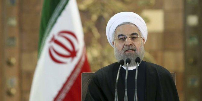 """Ruhani'den sert açıklama! """"Boyun eğmeyeceğiz"""""""