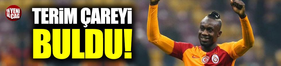 Galatasaray'da Diagne'ye çare bulundu