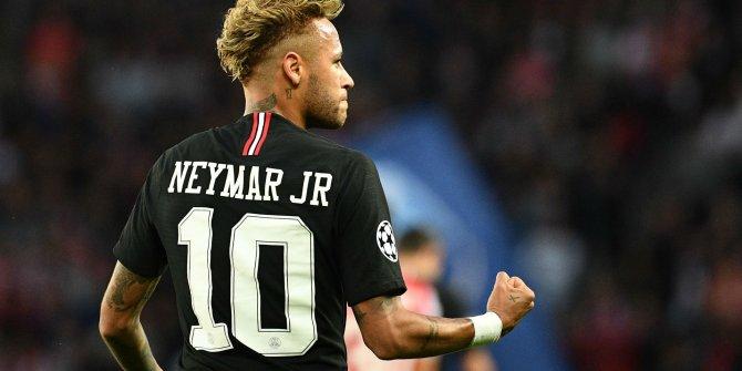 Manchester United Neymar için gözünü kararttı