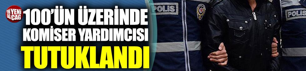 Emniyet Genel Müdürü: 100'ün üzerinde komiser yardımcısı tutuklandı