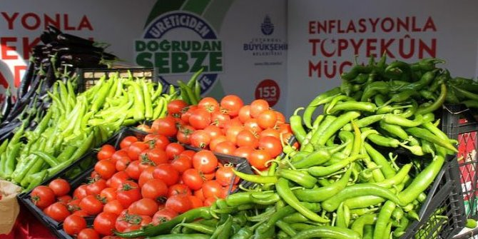 İstanbul'daki tanzim satışlarından iki günde 400 bin TL zarar!