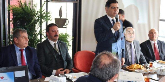"İYİ Partili Cinisli: ""Meşhur dış güçler var ya..."""