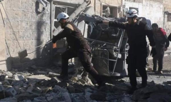 İdlib'de çifte bombalı saldırı: 15 ölü