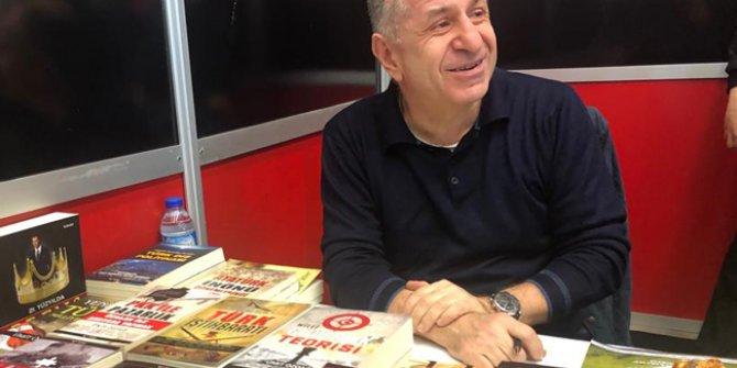 Ümit Özdağ'dan Bülent Arıç'a kumpas göndermesi