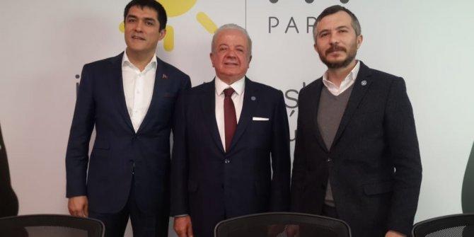 İYİ Parti, Beşiktaş adayını tanıttı