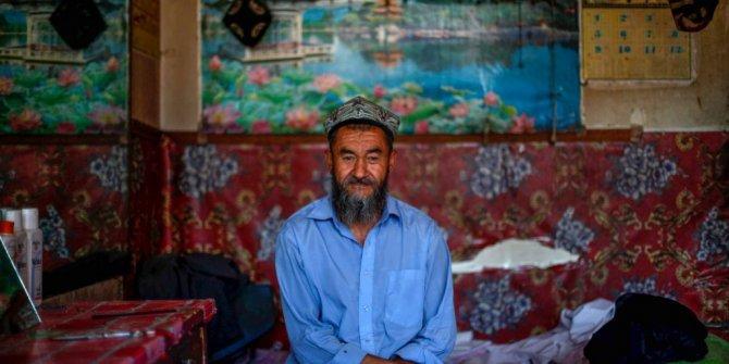 Uygur Türkleri için Twitter mesajıyla yetindiler