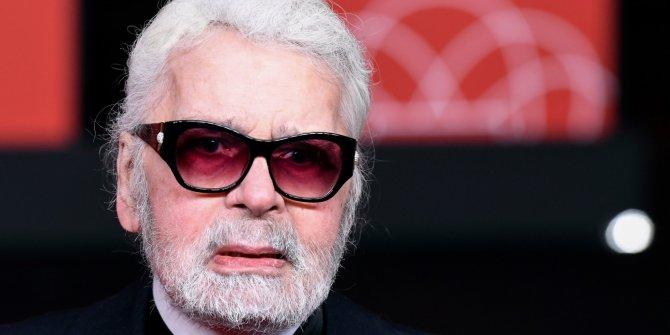 Karl Lagerfeld hayatını kaybetti!