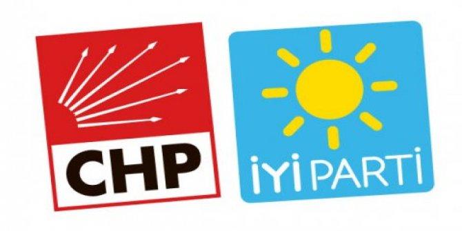 O ilçede İYİ Parti-CHP iş birliği bozuldu
