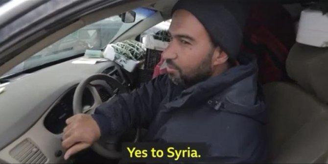Suriyeliler Türkiye hariç her yerden ülkelerine dönüyor