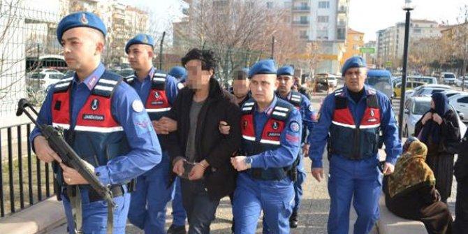 Jandarmadan hırsızlık şebekesine operasyon: 5 gözaltı