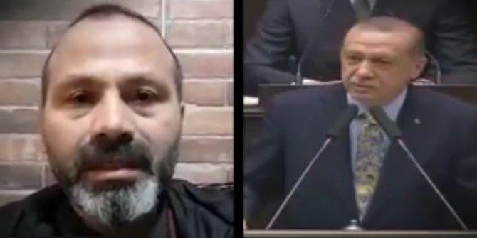 EYT mağdurlarından Erdoğan videosu