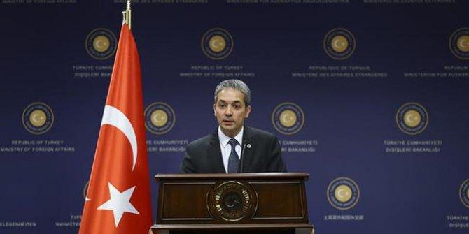 AP'nin taslak Türkiye raporuna tepki