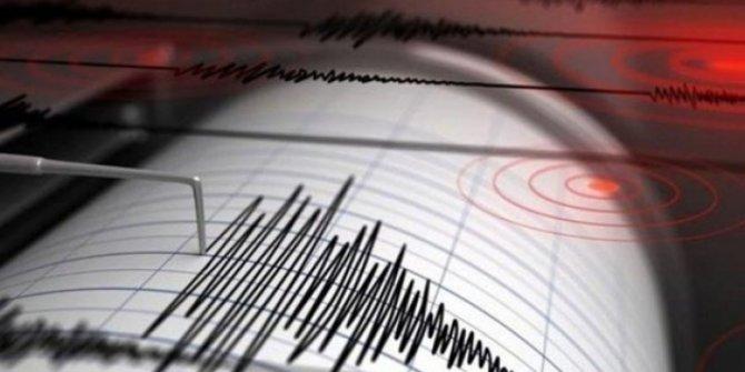 Depremle ilgili yeni açıklama!